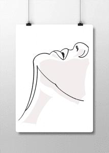 Haz – Lineart Tablo